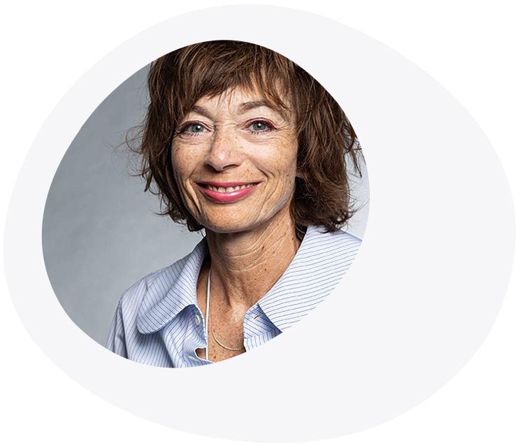 Dr <strong>Carine Schwarz Blatt</strong>