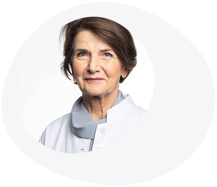 Dr méd. <strong>Anna-Maria Stalberg</strong>