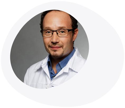 Dr méd. <strong>Pablo Cantero</strong>